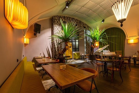 2 Зал. Ресторан